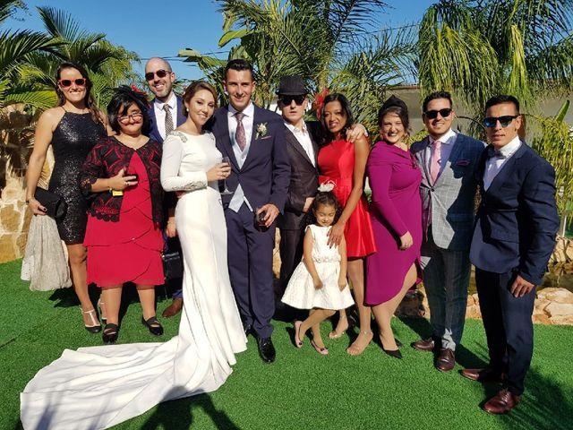La boda de Marka y David
