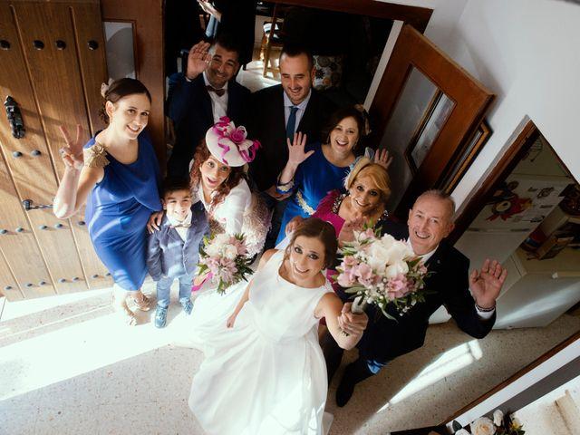 La boda de Juan Gabriel y Marina en Alora, Málaga 29