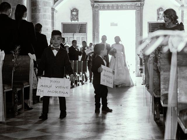 La boda de Juan Gabriel y Marina en Alora, Málaga 36