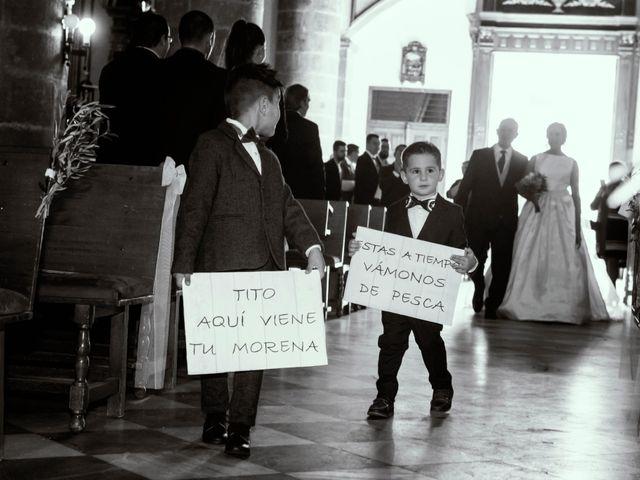 La boda de Juan Gabriel y Marina en Alora, Málaga 37