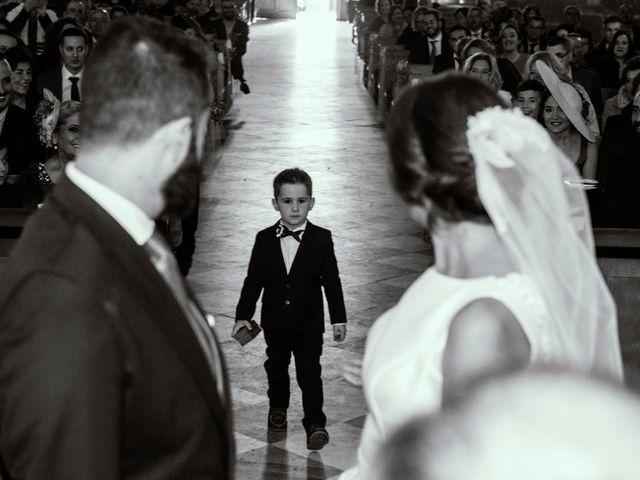La boda de Juan Gabriel y Marina en Alora, Málaga 43