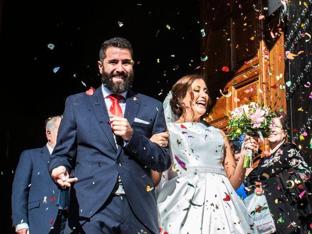 La boda de Juan Gabriel y Marina en Alora, Málaga 46