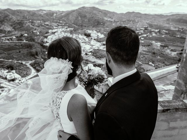 La boda de Juan Gabriel y Marina en Alora, Málaga 52