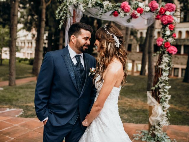La boda de Sebas y Masha en Montbrio Del Camp, Tarragona 15
