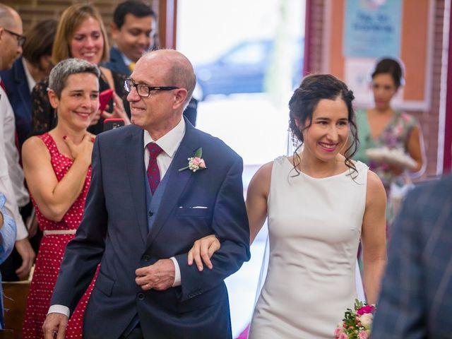 La boda de Nyarie y Marta en Boadilla Del Monte, Madrid 5