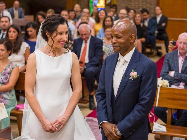 La boda de Nyarie y Marta en Boadilla Del Monte, Madrid 1