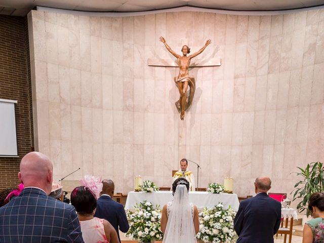 La boda de Nyarie y Marta en Boadilla Del Monte, Madrid 9