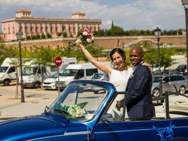 La boda de Nyarie y Marta en Boadilla Del Monte, Madrid 10