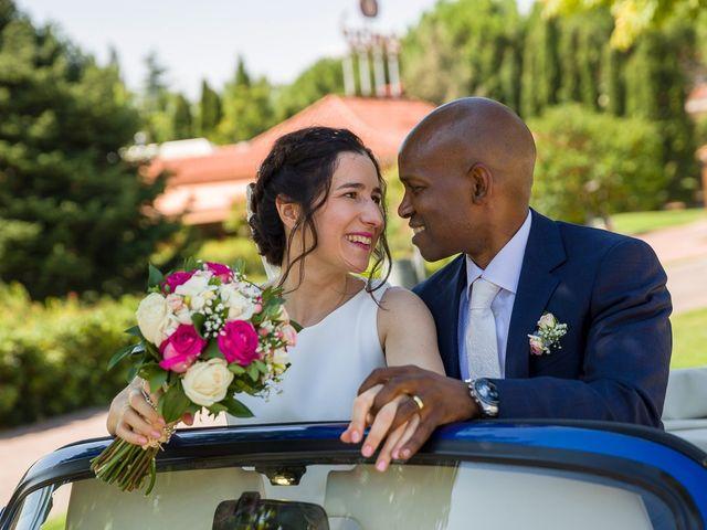 La boda de Nyarie y Marta en Boadilla Del Monte, Madrid 11