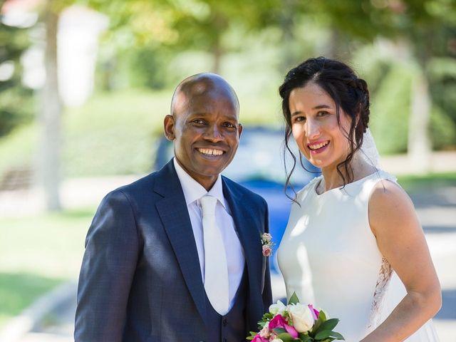 La boda de Nyarie y Marta en Boadilla Del Monte, Madrid 13