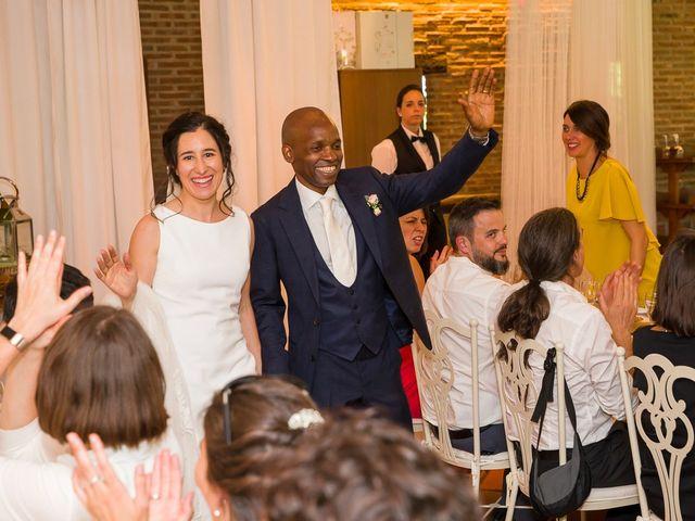 La boda de Nyarie y Marta en Boadilla Del Monte, Madrid 16