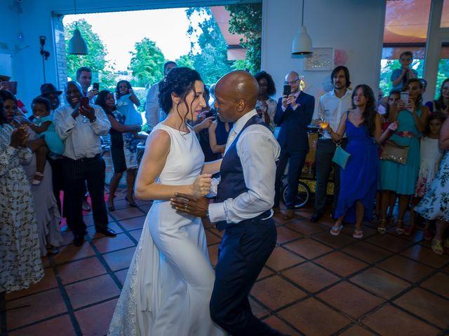 La boda de Nyarie y Marta en Boadilla Del Monte, Madrid 21