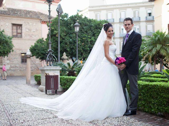La boda de Mariló y Andrés