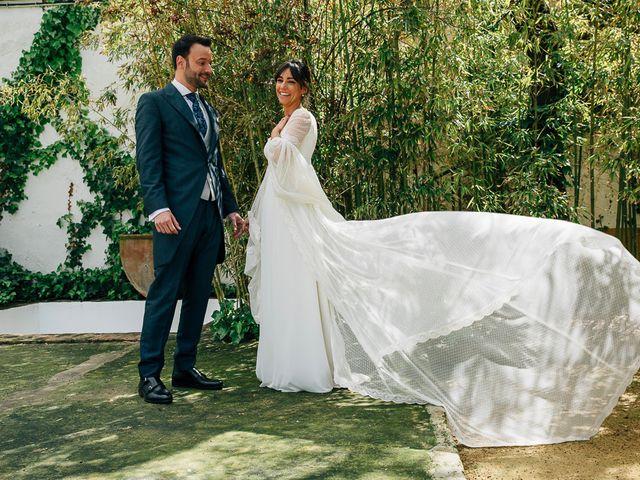 La boda de Moisés y Rocío en Alcala De Guadaira, Sevilla 31