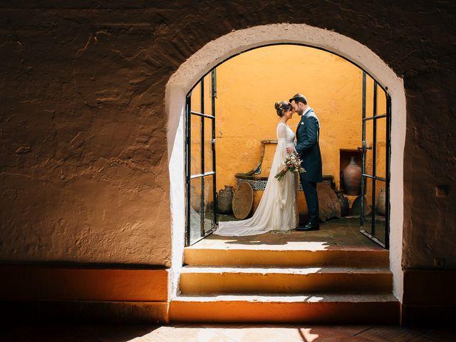 La boda de Moisés y Rocío en Alcala De Guadaira, Sevilla 34
