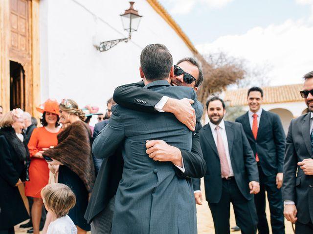 La boda de Moisés y Rocío en Alcala De Guadaira, Sevilla 36