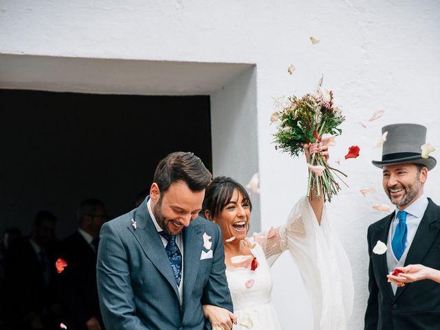 La boda de Moisés y Rocío en Alcala De Guadaira, Sevilla 40