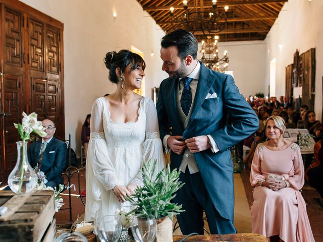 La boda de Moisés y Rocío en Alcala De Guadaira, Sevilla 42