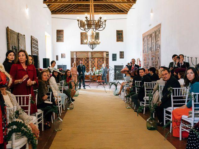 La boda de Moisés y Rocío en Alcala De Guadaira, Sevilla 48