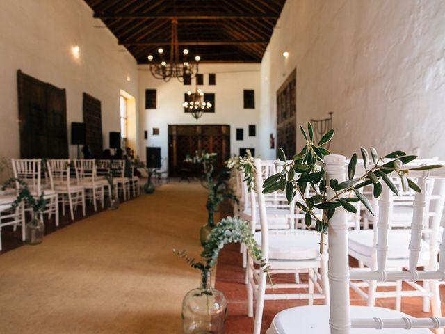 La boda de Moisés y Rocío en Alcala De Guadaira, Sevilla 54