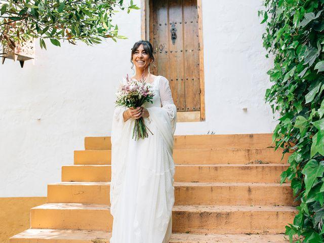 La boda de Moisés y Rocío en Alcala De Guadaira, Sevilla 67