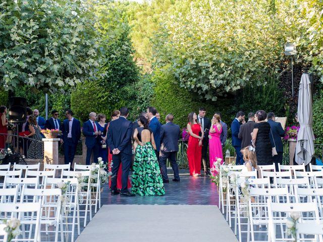 La boda de Roberto y Aída en Guadarrama, Madrid 69