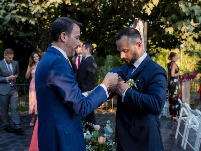 La boda de Roberto y Aída en Guadarrama, Madrid 73
