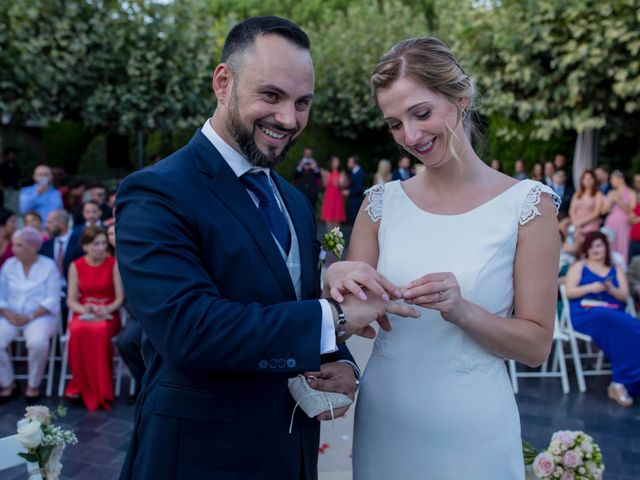 La boda de Roberto y Aída en Guadarrama, Madrid 76