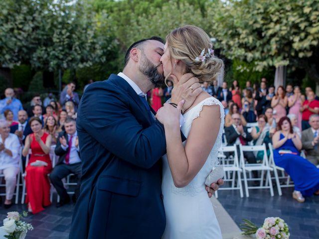 La boda de Roberto y Aída en Guadarrama, Madrid 78