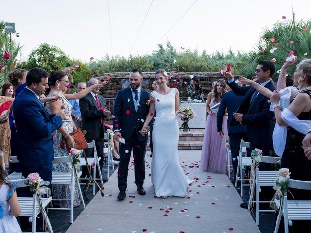 La boda de Roberto y Aída en Guadarrama, Madrid 79
