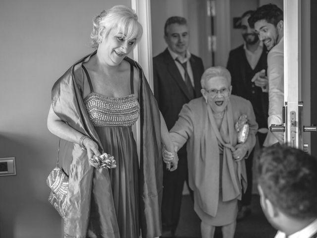 La boda de Laura y Uri en La Garriga, Barcelona 25