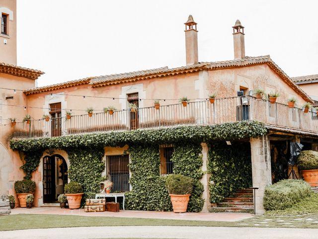 La boda de Laura y Uri en La Garriga, Barcelona 28
