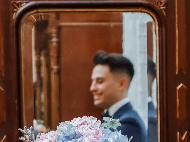 La boda de Laura y Uri en La Garriga, Barcelona 41