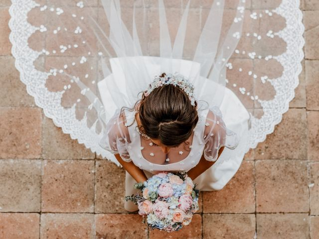 La boda de Laura y Uri en La Garriga, Barcelona 47