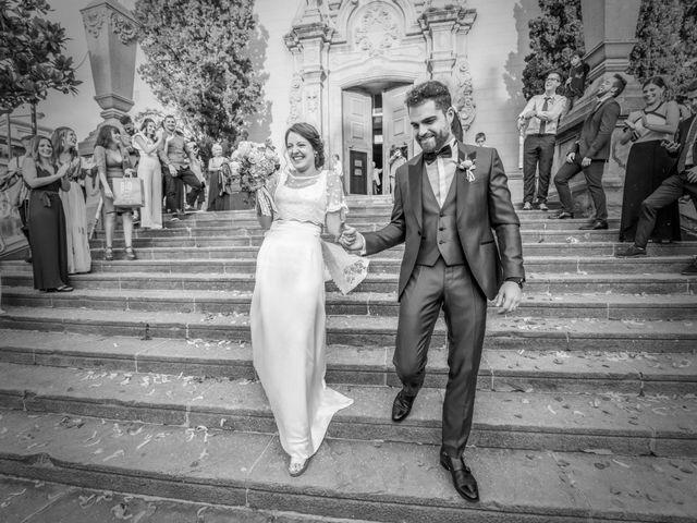 La boda de Laura y Uri en La Garriga, Barcelona 59