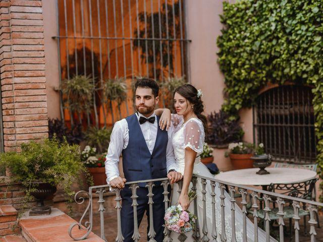 La boda de Laura y Uri en La Garriga, Barcelona 67