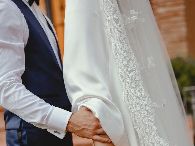 La boda de Laura y Uri en La Garriga, Barcelona 69