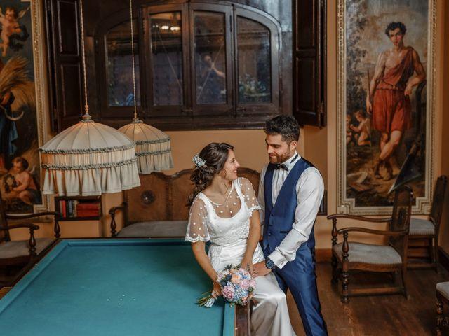 La boda de Laura y Uri en La Garriga, Barcelona 74