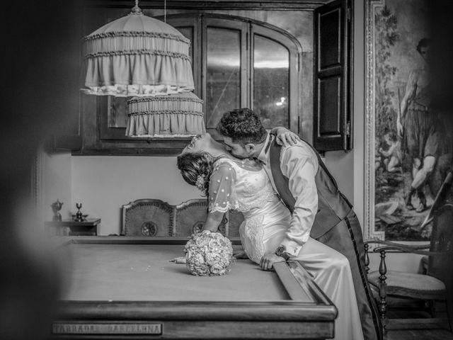 La boda de Uri y Laura