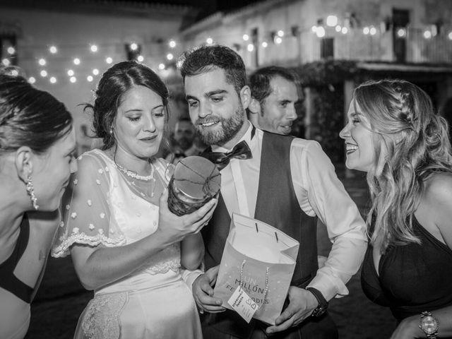 La boda de Laura y Uri en La Garriga, Barcelona 77
