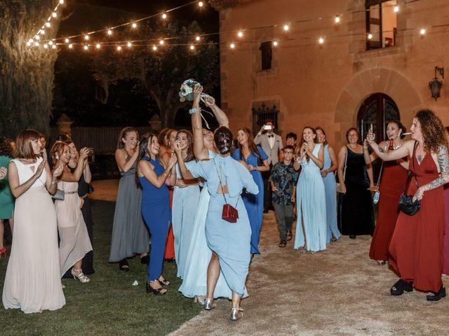 La boda de Laura y Uri en La Garriga, Barcelona 79