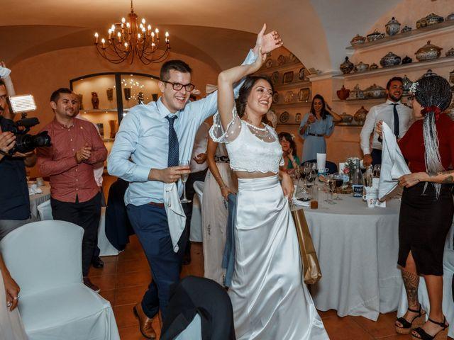 La boda de Laura y Uri en La Garriga, Barcelona 81