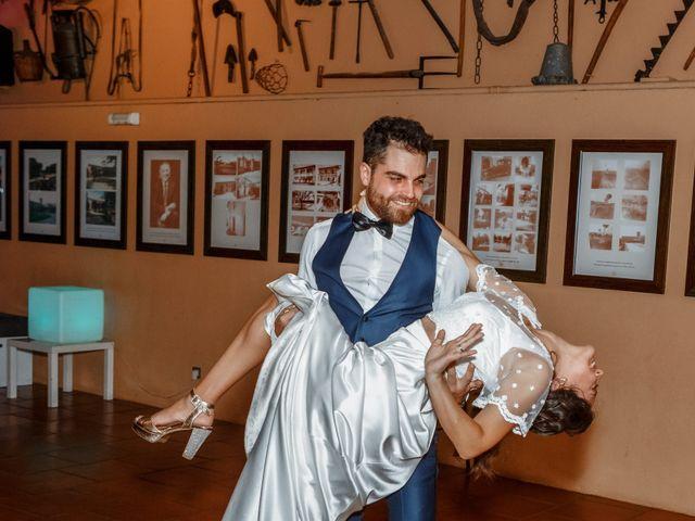 La boda de Laura y Uri en La Garriga, Barcelona 85