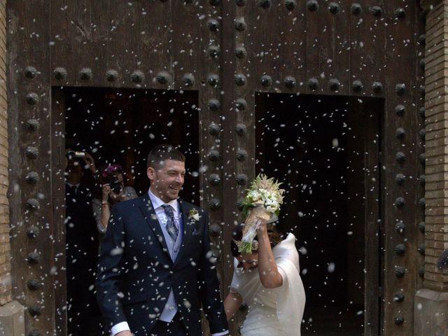 La boda de Jorge y Maria en Zaragoza, Zaragoza 13