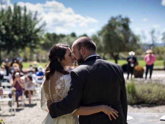 La boda de Isa y Dani en Odena, Barcelona 4