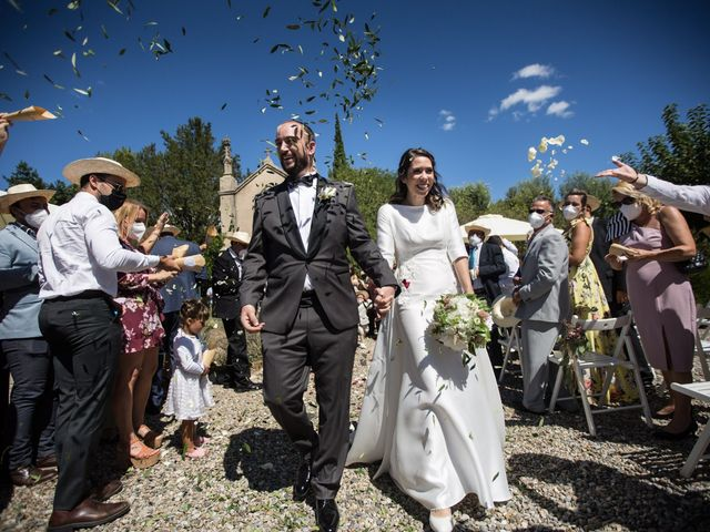 La boda de Dani y Isa
