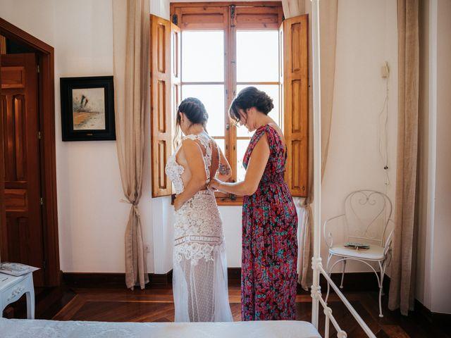 La boda de Alejandro y Vanesa en San Juan De Alicante, Alicante 11