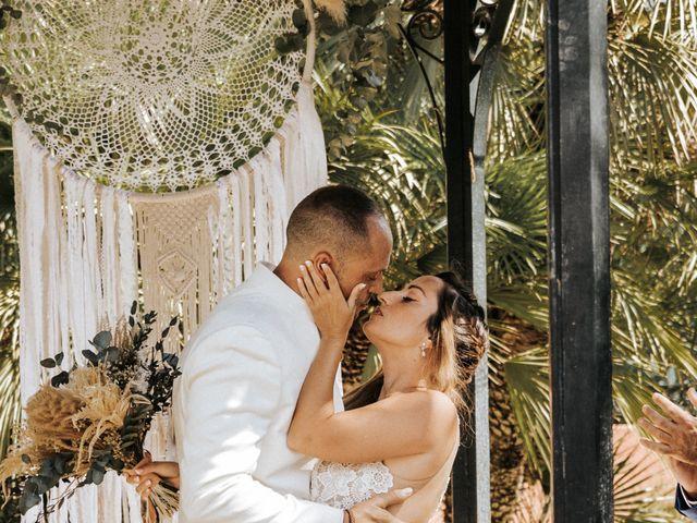 La boda de Alejandro y Vanesa en San Juan De Alicante, Alicante 12