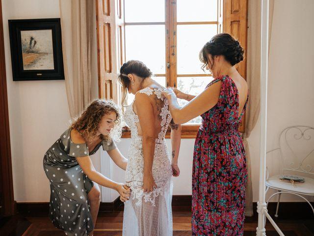 La boda de Alejandro y Vanesa en San Juan De Alicante, Alicante 13