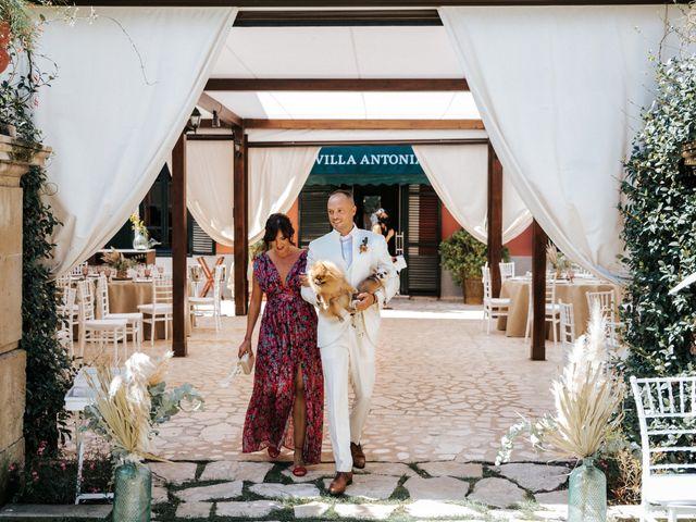 La boda de Alejandro y Vanesa en San Juan De Alicante, Alicante 29
